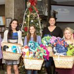 Laser Locators Employees Deliver Blankets to Steve Julie Weintraub to benefit Hands Across the Bay. 150x150 Hands Across the Bay