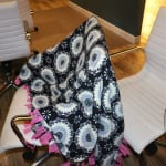 One of our blankets. It makes a great gift for someone who doesnt have one. 150x150 Hands Across the Bay